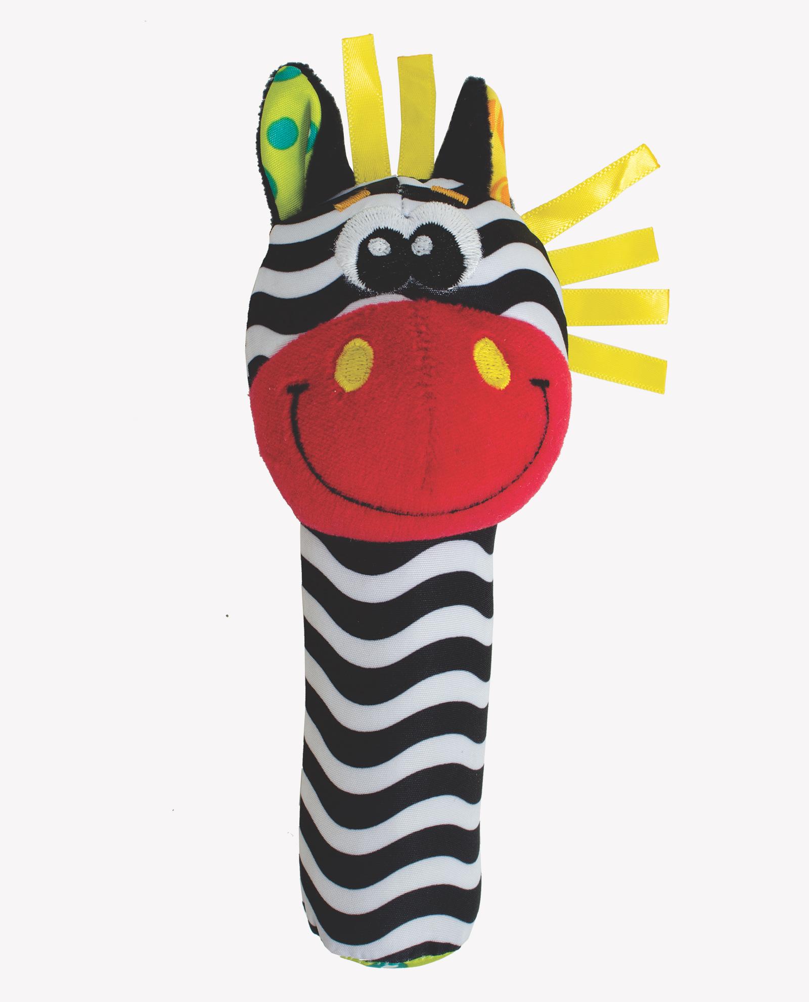 Jungle Squeaker Zebra