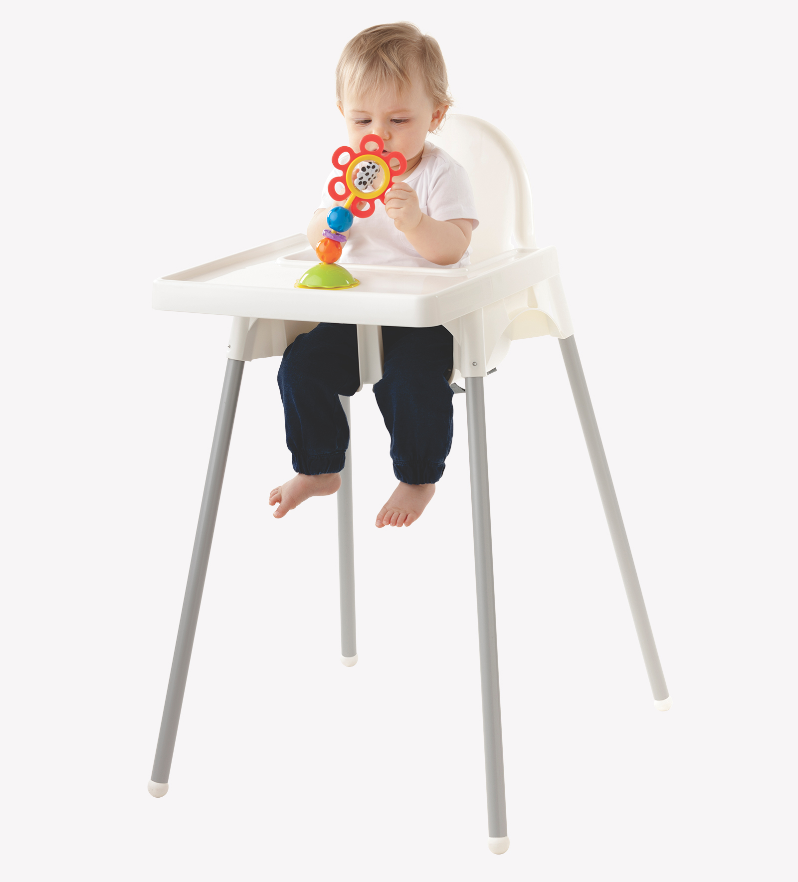 Twist and Chew High Chair Toy