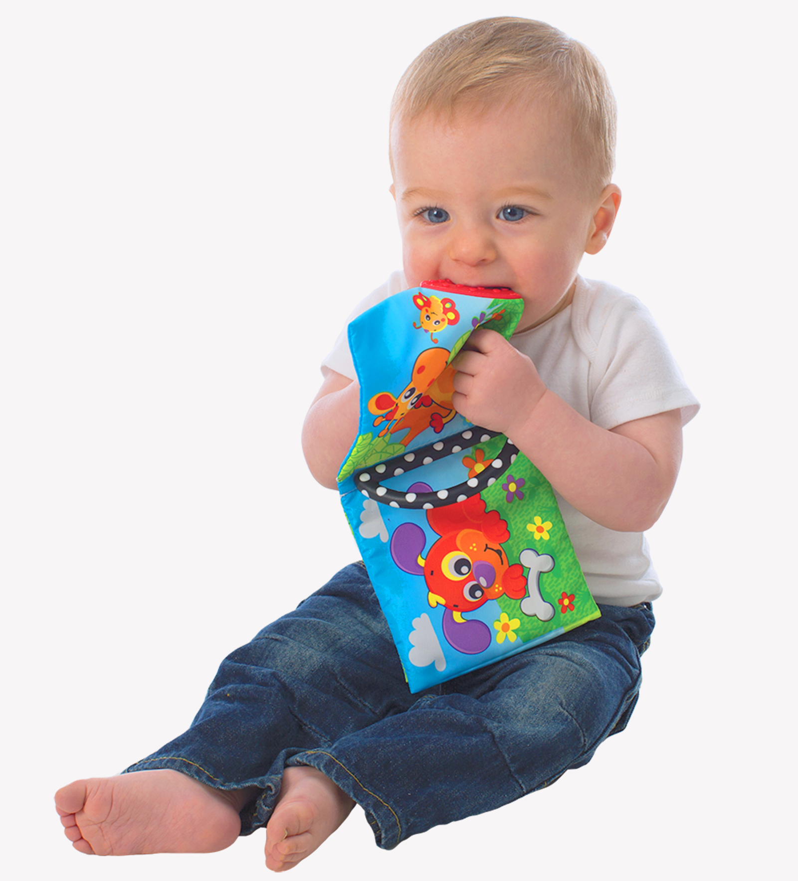 Picnic Pals Teether Book