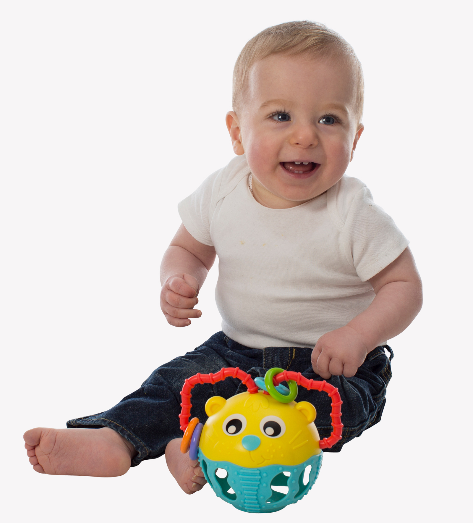 Roly Poly Rattle
